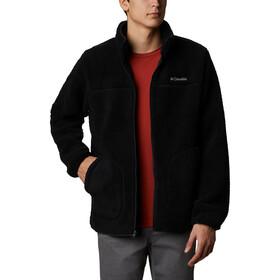 Columbia Rugged Ridge II Sherpa Fleece Jacket Men black